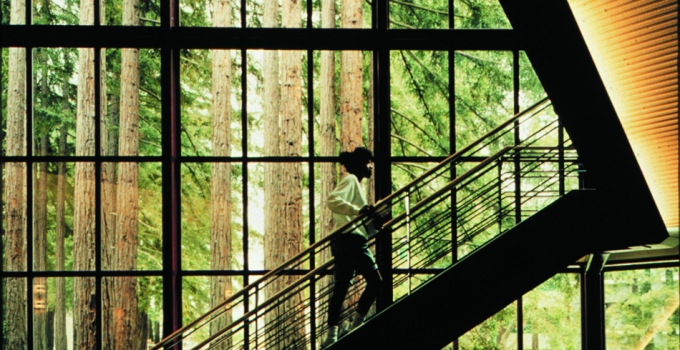 UCSC Science Library. Source: UCSC