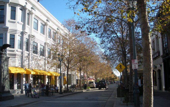 Pacific Avenue has all of the elements needed to be a successful pedestrian mall, why not try a pilot program?
