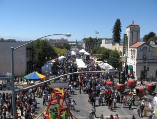 City of Watsonville Arts and Entertainment District Survey
