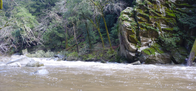 A 500 Million Gallon Pipeline for Water in SantaCruz