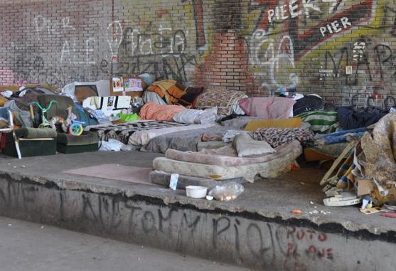 Homelessness in Santa Cruz: Where Reality and PerceptionMeet