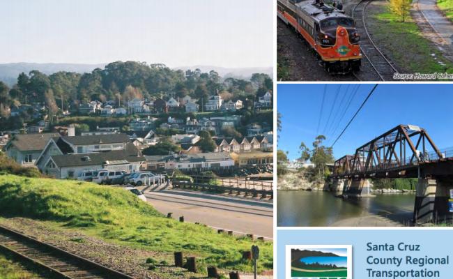 Planning for Passenger Rail in SantaCruz